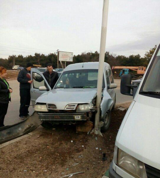 ДТП в Крыму: 18 января. Среди пострадавших - двое детей