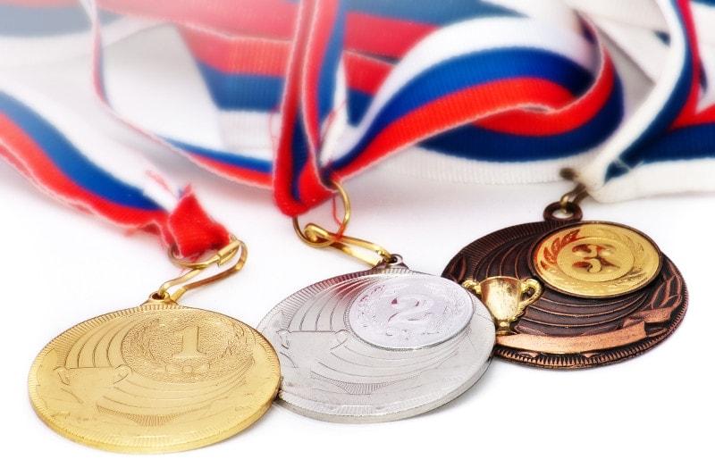 Крымские спортсмены в 2016 году завоевали 1225 медалей