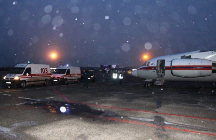Из Крыма эвакуировали троих тяжелобольных детей