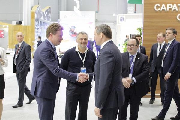 Хроника Российского инвестиционного форума в Сочи. День первый для Севастополя