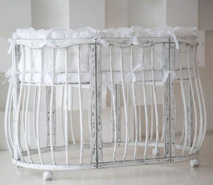 Круглые детские кроватки - особенности покупок в сети Интернет