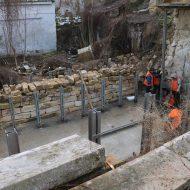 В Керчи укрепляют Митридатскую лестницу В Керчи укрепляют Митридатскую лестницу
