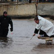 Праздник Крещения Господня в Крыму обошёлся без происшествий