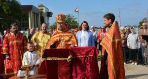 В Евпатории построят новый храм. Рядом с мемориалом Красная горка