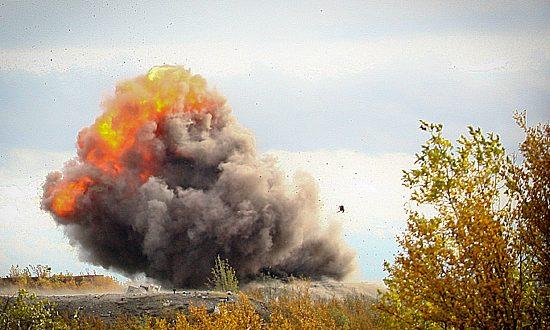 Фугасную авиационную бомбу времен Великой Отечественной войны обезвредили в Джанкойском районе