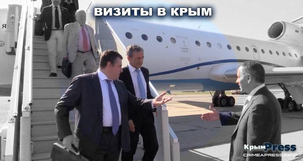 Санкции? Делегация США прибудет в Крым