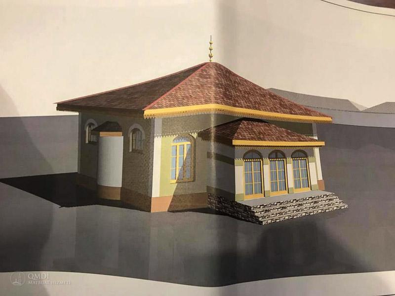 В Сакском районе построят мечеть. На средства мецената
