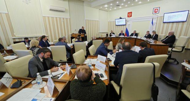 Сергей Аксёнов провёл заседание архитектурно-градостроительного совета Крыма