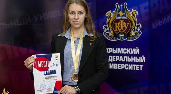 Студентка КФУ Маргарита Иванова стала лучшей на Всероссийском отраслевом чемпионате профмастерства