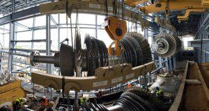 Первые турбины «Siemens» уже установлены на Симферопольской и Севастопольской ТЭС