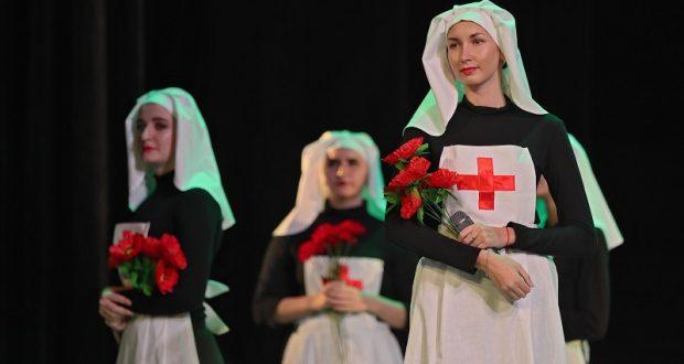 В Симферополе отметили столетие Крымского медицинского колледжа