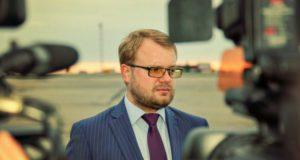 Дмитрий Полонский покинет пост министра внутренней политики, информации и связи