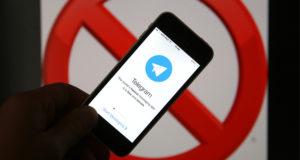 Telegram прекратил свою работу в Крыму