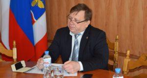 Глава администрации Симферополя Игорь Лукашев провел прием граждан
