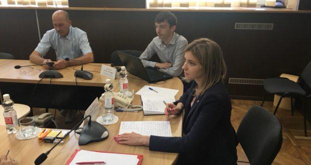 Наталья Поклонская рассказала, как будет голосовать по поводу пенсионной реформы