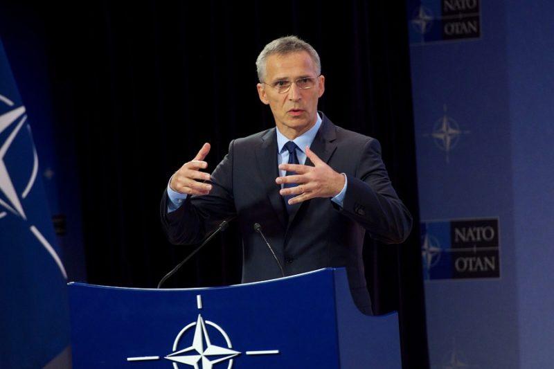 Глава НАТО против Сталина и против России