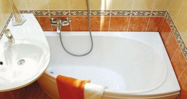 Заделка примыкания ванны и стены: варианты надежной герметизации