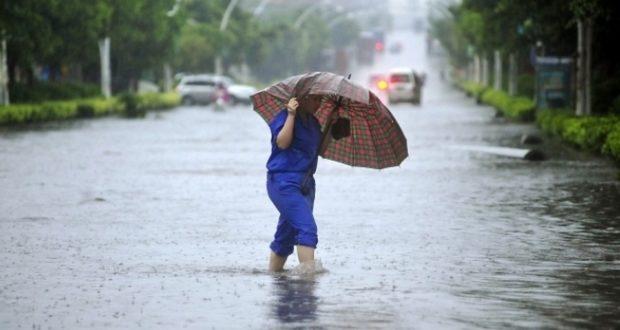В Крыму – дождь. Непогода – минимум – на сутки