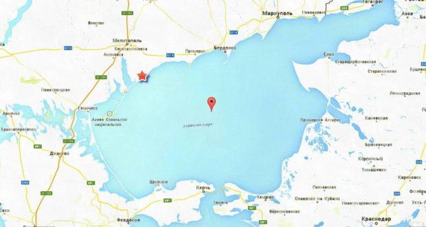 Украина торопится «поделить» Азовское море