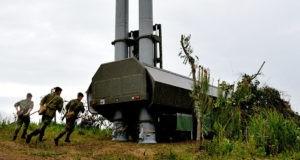 На комплексы «Бастион» и «Берег» Черноморского флота ночью «напали»