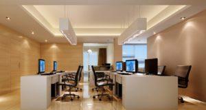 Какие потолки выбрать для отделки офиса