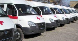 Крымский республиканский центр медицины катастроф и скорой медпомощи получит 11 новых машин