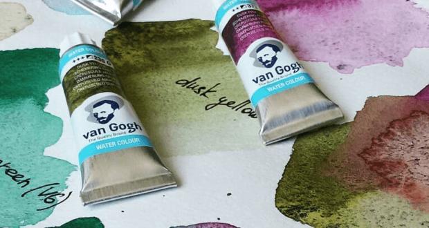 Royal Talens – ведущий производитель художественных красок, особенности ассортимента