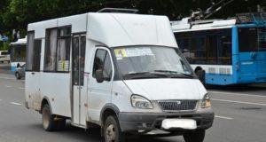 Изменение маршрутов автобусов в Симферополе