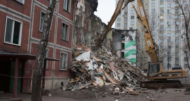 """Большинство российских регионов """"не потянут"""" программы реновации жилья"""