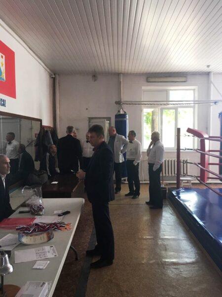 Севастопольский «Доброволец» помог в организации турнира по боксу памяти Андрея Таранова