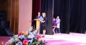 В Симферополе наградили преподавателей и сотрудников КФУ им. В.И. Вернадского