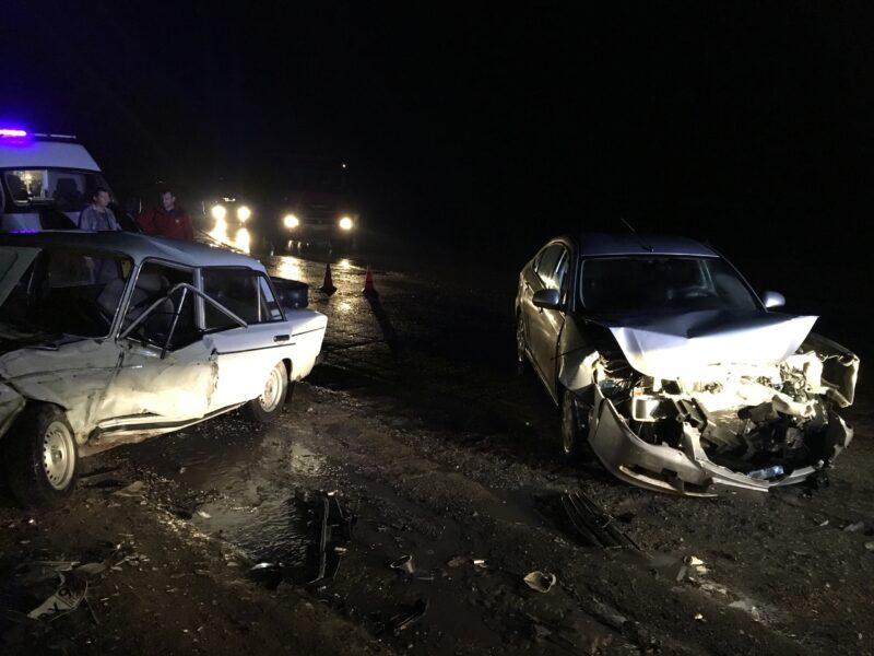 Вечернее ДТП на трассе «Симферополь – Керчь». Двое пострадавших