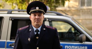 В Евпатории лейтенант полиции спас ребенка