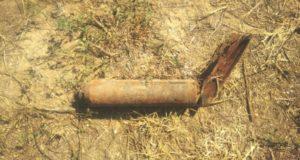В Ленинском районе Крыма уничтожены осколочные авиабомбы времен Великой Отечественной войны
