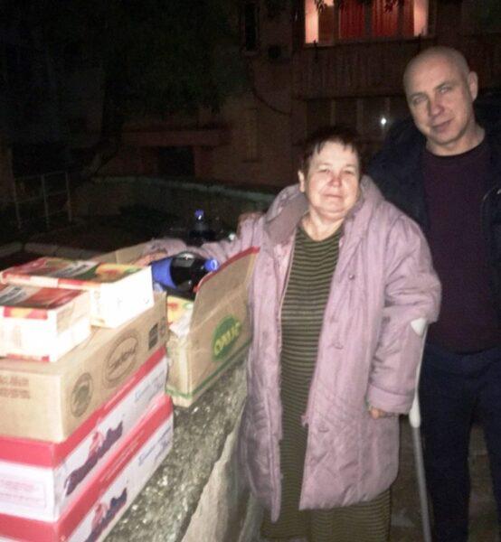 Севастопольский «Доброволец» помнит о тех, кто нуждается в помощи