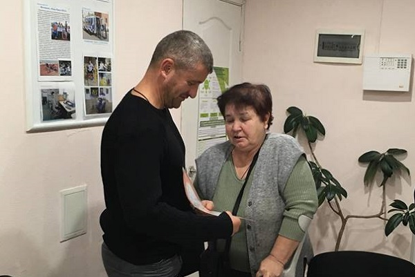 Друзья и партнеры севастопольского «Добровольца»