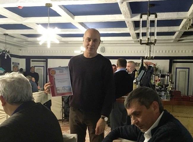 Как провожает 2018-й год севастопольский «Доброволец»