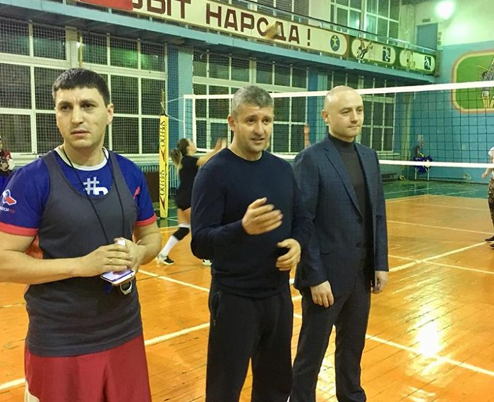 Севастопольский «Доброволец» не забывает о поддержке юных спортсменов