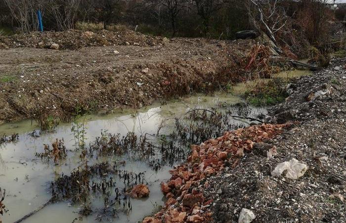 «Доброволец» разделяет беспокойство балаклавцев: изменение русла здешней реки недопустимо