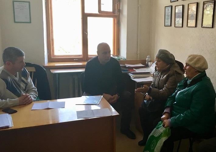Депутаты севастопольского «Добровольца»: приемы граждан, встречи и даже уроки