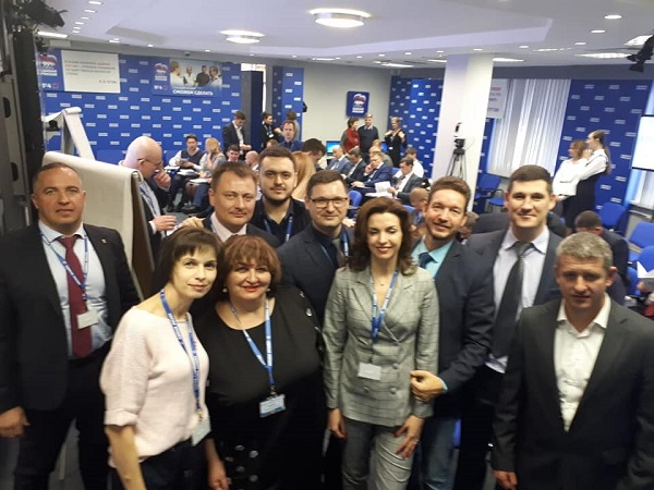 Первые 50 слушателей модуля «Политический лидер» завершили обучение в ВПШ «Единой России»