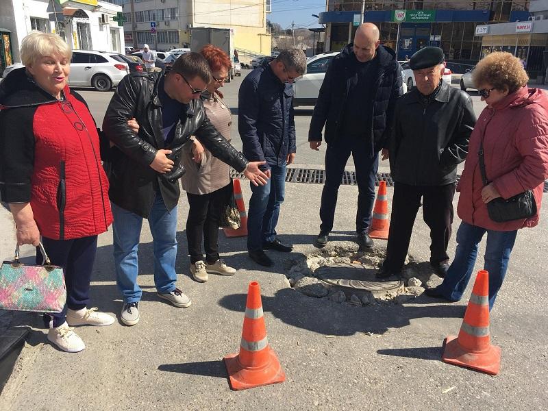 Маленькая, но важная победа севастопольского «Народного контроля»
