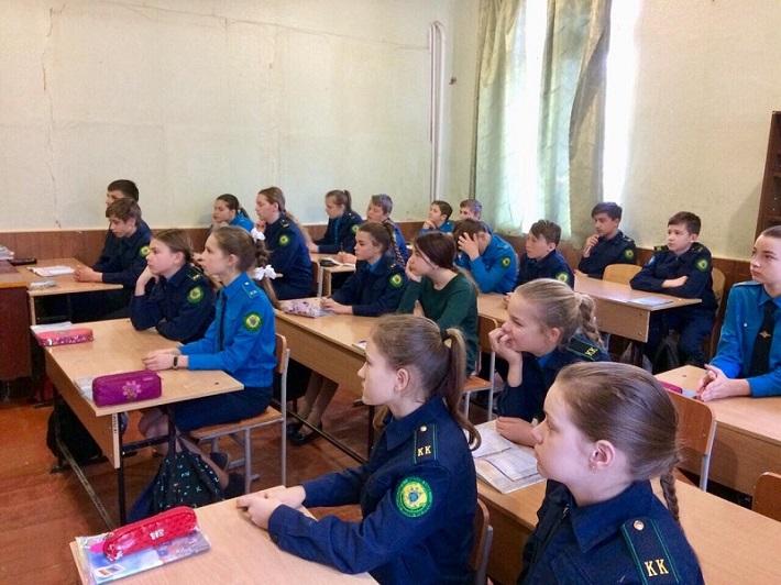 «Урок мужества» в Балаклаве от воина-интернационалиста