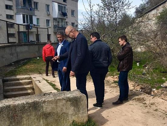 Депутаты севастопольского «Добровольца» знают: нужно больше общаться с людьми